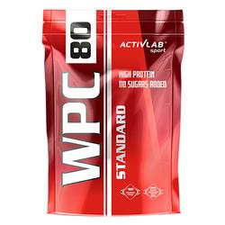 ACTIVLAB WPC 80 Standard - 700g - Strawberry