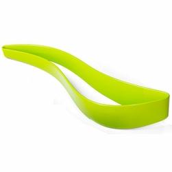 Nóż łopatka do ciasta - zielony