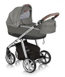Wózek Espiro NEXT MANHATTAN 2019 4w1 Fotel Maxi Cosi Cabriofix + Baza FamilyFix