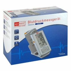 Aponorm Blutdruck Messgeraet Basis Oberarm