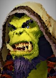POLYamory - Thrall, Warcraft - plakat Wymiar do wyboru: 60x80 cm