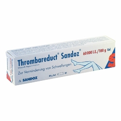 Thrombareduct Sandoz 60 000 I.e. Gel