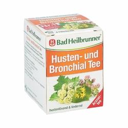 Bad Heilbrunner herbatka na oskrzela