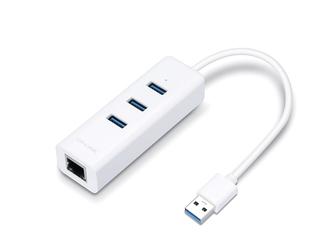 KARTA SIECIOWA ETHERNET TP-LINK UE330 USB 3.0 - Szybka dostawa lub możliwość odbioru w 39 miastach