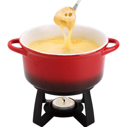 Zestaw porcelanowy do fondue do sera MSC MS-87777
