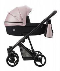 Wózek Bebetto Nitello Shine 3w1 oryginalny fotel