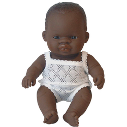 Lalka Afrykański chłopiec 21cm