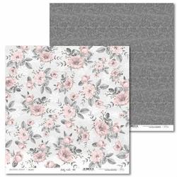 Papier świąteczny Shabby Winter 30,5x30,5 cm - 02 - 02