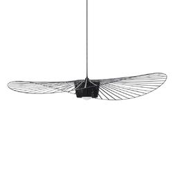 Petite Friture :: Lampa wisząca VERTIGO czarna Ø140cm - czarny