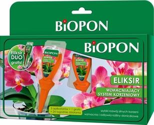Bros, Biopon, Eliksir wzmacniający system korzeniowy, 5x35ml+ 1 gratis