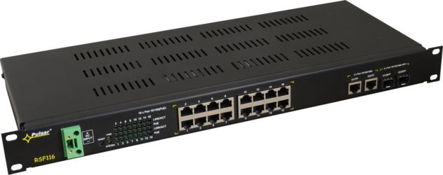 Switch z zasilaniem PULSAR RSF116 - Szybka dostawa lub możliwość odbioru w 39 miastach