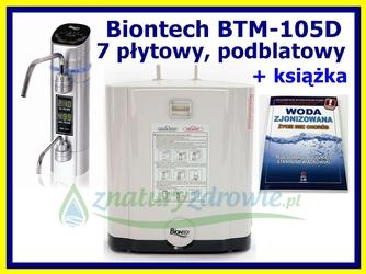 Jonizator wody Biontech BTM-105D Ultimate 7Plus
