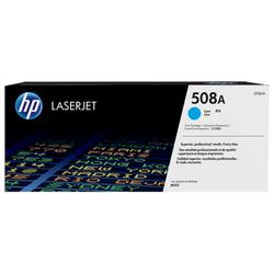 HP 508A oryginalny wkład laserowy, błękitny