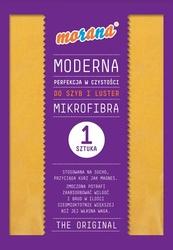 Morana Moderna, ścierka z mikrofibry do szyb i luster, 1 sztuka