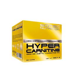 Scitec Hyper Carnitine 90 kaps Odchudzanie Mocna Lipoliza