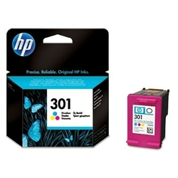 Tusz Oryginalny HP 301 CH562EE Kolorowy - DARMOWA DOSTAWA w 24h