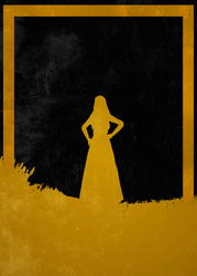 Dusk of Villains - Cersei Lannister, Gra o tron - plakat Wymiar do wyboru: 40x60 cm