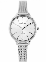 Damski zegarek bransoleta JORDAN KERR - 8253L zj856a - antyalergiczny