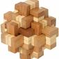 Bamboo-puzzle kristallus