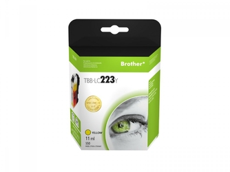 TB Print Tusz do Brother LC223 TBB-LC223Y YE