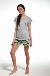 Cornette Famp;Y 27731 camo melanżowy piżama damska