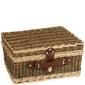 Solidny kosz piknikowy z wyposażeniem dla dwóch osób Cilio Melano CI-156607