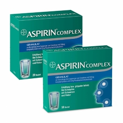 Aspirin Complex Granulat Sparpaket