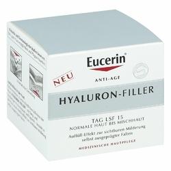 Eucerin Hyaluron – Filler Krem przeciwzmarszczkowy do cery norma