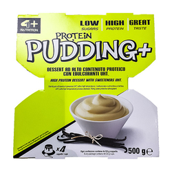 4+ Sport Nutrition Protein Pudding+ - Rich Chocolate