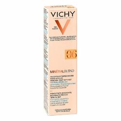 Vichy Mineralblend Make-Up podkład nawilżający Nr 06 ocher