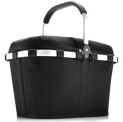 Koszyk na zakupy izolowany Reisenthel Carrybag ISO Black RBT7003