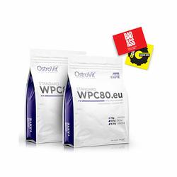 WPC 80.eu Standard - 1800g + Gazeta - Natural