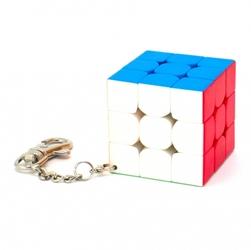 Cubing Classroom Mini 3x3 Keychain Cube Stickerles
