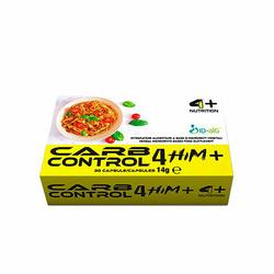 4 Sport Nutrition Carb Control 4 Him+ 30 caps Kontrola Wagi