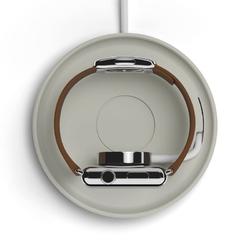 Stojak na zegarek Apple Watch Kosta jasnoszary