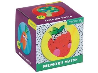 OWOCE I WARZYWA gra mini memory