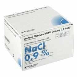 Isotone Nacl Loesung 0,9 Bc Plast. Inj.-lsg.