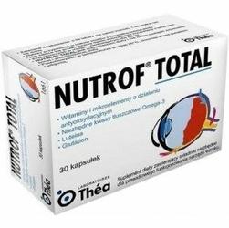 Nutrof Total x 30 kapsułek + 15 kapsułek Gratis