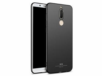 Etui MSVII Thin Case do Huawei Mate 10 Lite Czarne - Czarny