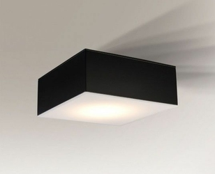 Shilo :: Oprawa natynkowa ZAMA SQUARE LED czarna