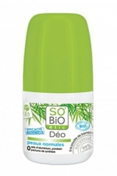 SO BIO, Organiczny dezodorant z bambusem, 50ml