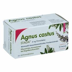 Agnus Castus Stada Filmtabetten