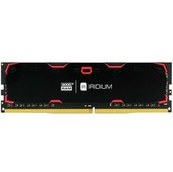 GOODRAM Kość RAMu DDR4 IRIDIUM 8GB2133 15-15-15 10248 Czarny