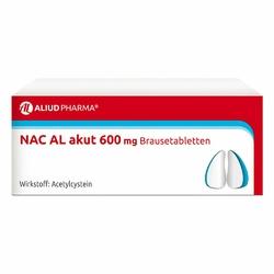 Nac Al akut 600 mg Brausetabl.