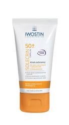 IWOSTIN Solecrin Capillin SPF50+ krem ochronny 50ml
