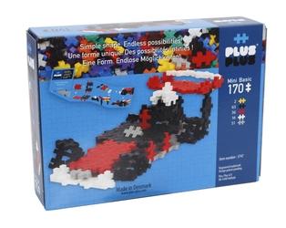 Klocki Plus-Plus 170 mini basic Wyścigówka