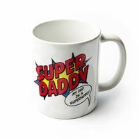 Super Daddy - kubek z uchem