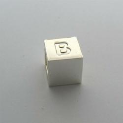 Litera B - kostka