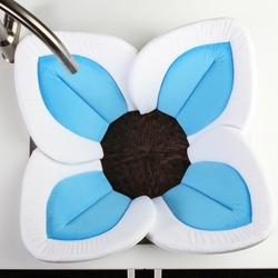 Turkusowy kwiat lotosu do kąpieli, Blooming Bath - Turkusowy
