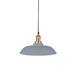 Dutchbone :: Lampa wisząca CORE NIebieskoszara - niebieski